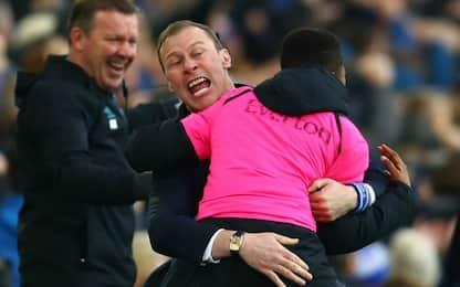 Everton, è Ferguson-mania: Chelsea ko