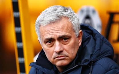 Clamoroso al Tottenham, esonerato Jose Mourinho