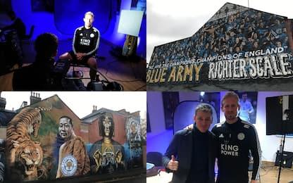 """""""Leicester City of dreams"""", domani su Sky Sport"""