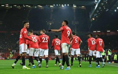 Lo United ritrova il sorriso: 4-1 al Newcastle