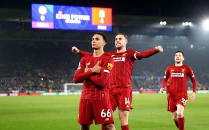 Questo Liverpool è la squadra più forte al mondo