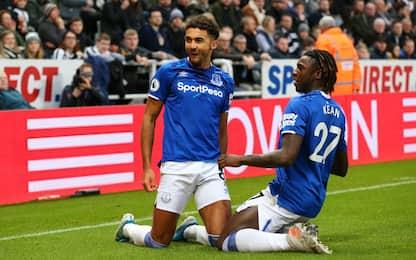 Ancelotti vince ancora, Newcastle ko: i risultati