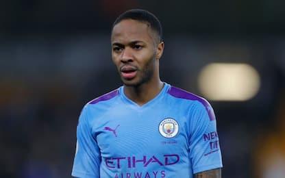 Sterling-gol ma il City perde: mai successo prima