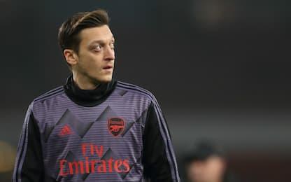 "Ozil lascia l'Arsenal e va al Fenerbahce: ""Felice"""