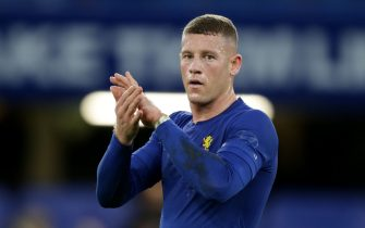LONDON, ENGLAND - JANUARY 05: Ross Barkley of Chelsea after his sides 2-0 win during the FA Cup Third Round match between Chelsea FC and Nottingham Forest at Stamford Bridge on January 05, 2020 in London, England. (Photo by Robin Jones/Getty Images)