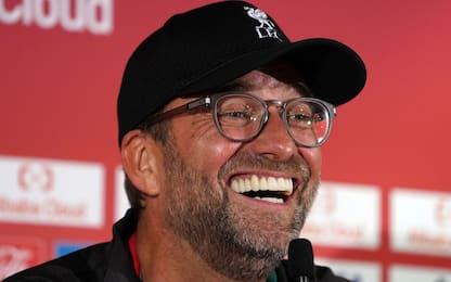 """Klopp da ridere: """"In che ruolo giocava Mourinho?"""""""