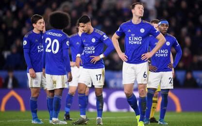 Leicester ko, il City può tornare 2°. Ancelotti ok