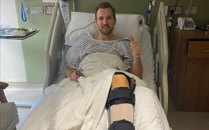 """Kane si è operato: """"Il recupero inizia già ora"""""""
