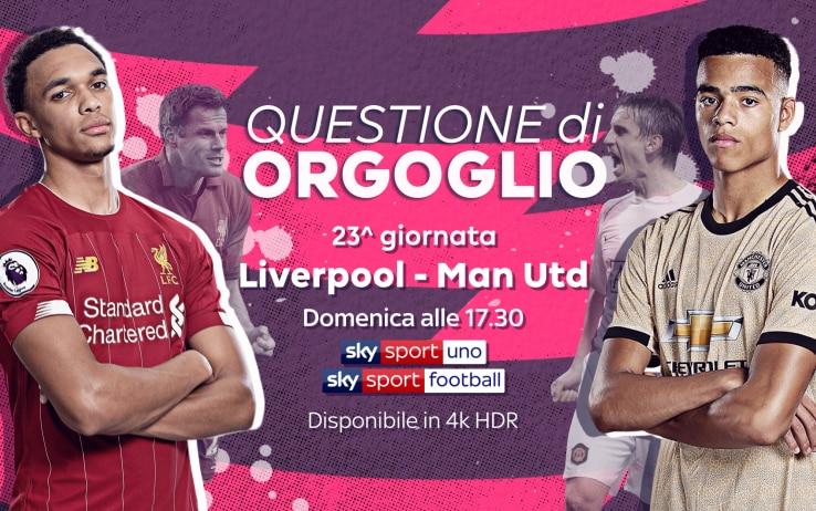 Liverpool-Man United