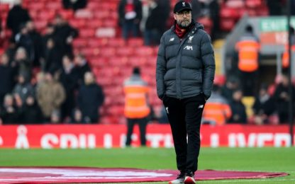 Liverpool-Manchester United LIVE