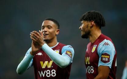 Aston Villa, Konsa segna gol decisivo...anzi no