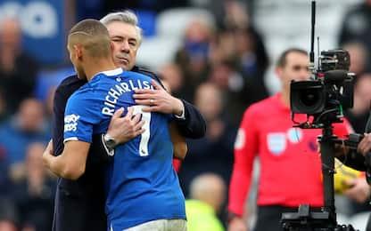 Ancelotti vince ancora: l'Everton vede l'Europa