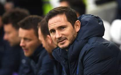 """Il San Valentino di Lampard: """"Partita e serie tv"""""""
