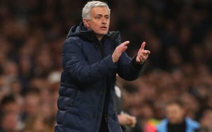 """Mourinho: """"Il Tottenham sente odore di Champions"""""""