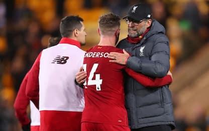 Liverpool da urlo, è già qualificato in Champions!