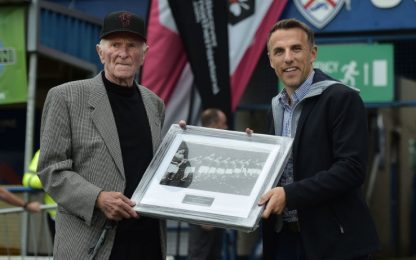 È morto Harry Gregg, leggenda dello United