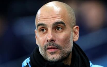 """Guardiola: """"Se non mi esonerano resto al 100%"""""""