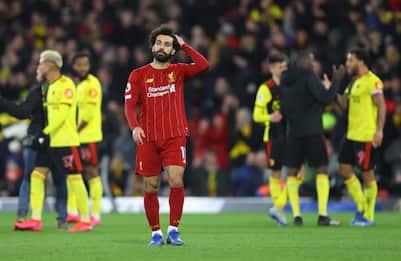Il Liverpool può perdere: Klopp ko 3-0 a Watford