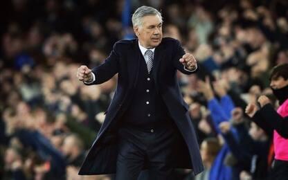 Solo una multa per Ancelotti: col Chelsea ci sarà