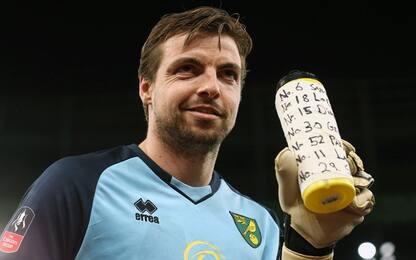 FA Cup, Krul pararigori: il segreto è la borraccia