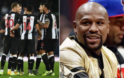 Torna l'idea Newcastle, Mayweather compra il club?