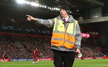 Liverpool offre steward per i supermercati inglesi