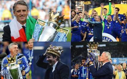 #OrgoglioItaliano, l'azzurro che vince in Premier