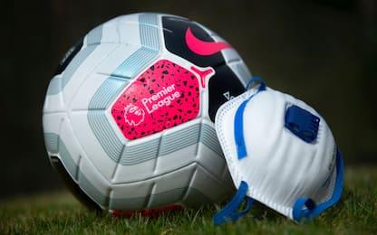 Premier League, 4 nuovi positivi al coronavirus