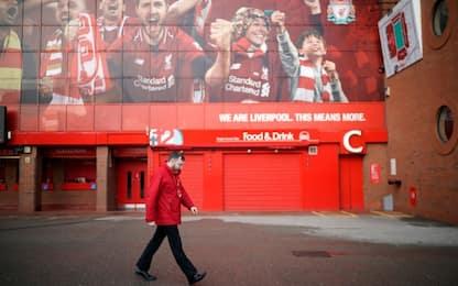 Liverpool, parte dello staff in cassa integrazione