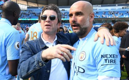 "Noel Gallagher: ""Titolo al Liverpool, lo merita"""