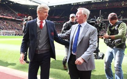 "Lehmann: ""Ferguson e Wenger vicini alla rissa"""