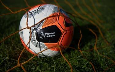 premier league pallone getty