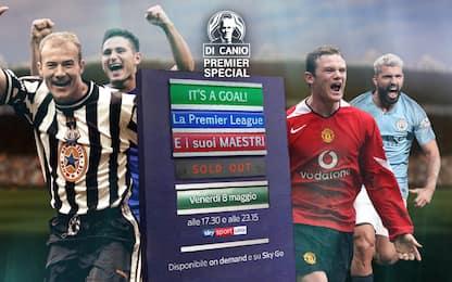 """It's a Goal, """"Di Canio Premier Special"""" su Sky"""