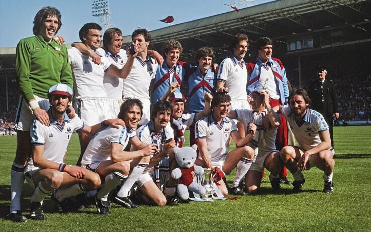 Il West Ham del 1980