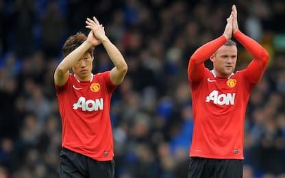"""Rooney: """"Park era importante come CR7 allo United"""""""