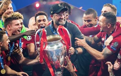 Il 'Massimo' della Premier: il Liverpool di Klopp