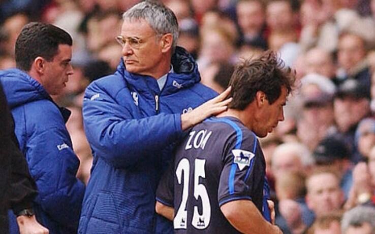 Ranieri e Zola ai tempi del Chelsea (2003)