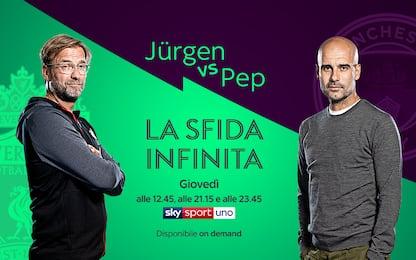 """""""Jurgen vs Pep: la sfida infinita"""". Lo speciale"""