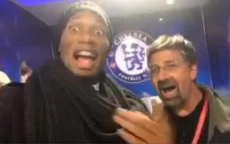 """Come è la faccia da """"Drogbaaaaa""""? Esattamente quella di Didier"""