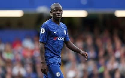 Paura del virus, Kanté salta finale di stagione?