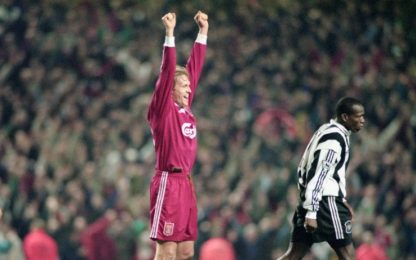 Liverpool-Newcastle 4-3, la partita più bella