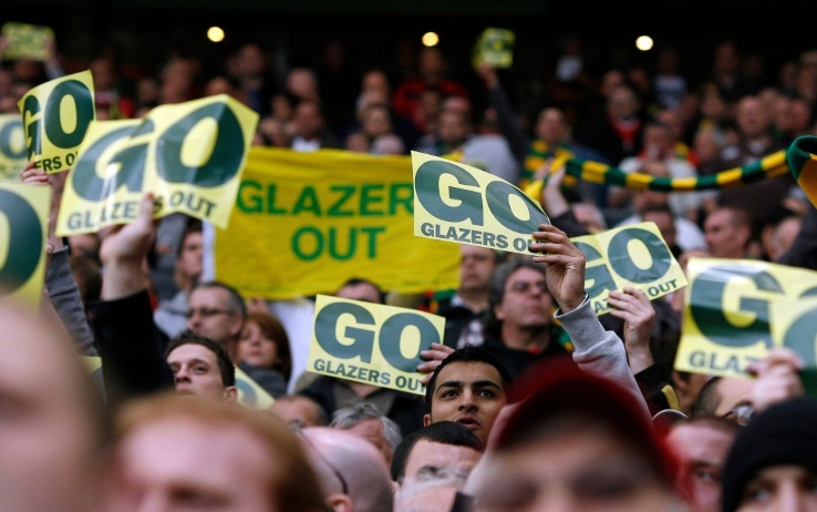 proteste glazers