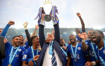 Leicester campione, una favola non a lieto fine