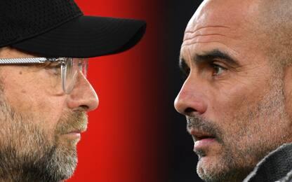 La rivalità Klopp-Guardiola