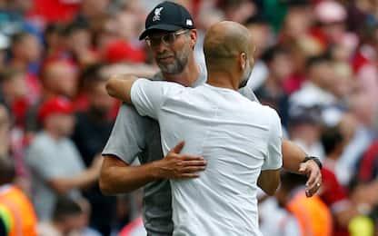 Guida alla Premier su Sky: c'è Man City-Liverpool