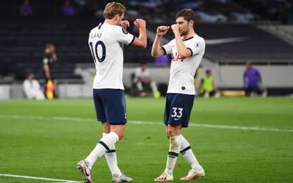 Vince il Tottenham, solo 0-0 per il Leicester