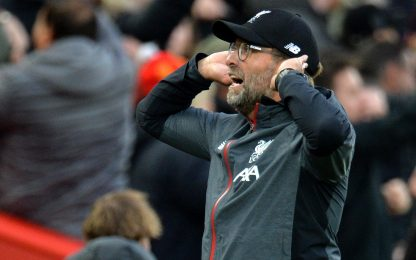 Klopp riscrive la storia: l'impresa del Normal One