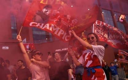 """Liverpool condanna la festa Reds: """"Inaccettabile"""""""