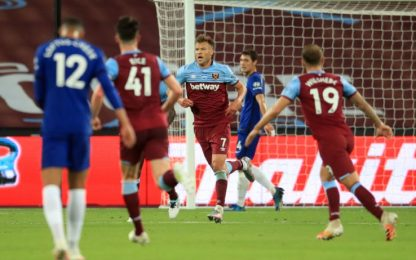 Cade il Chelsea, Ancelotti batte 2-1 il Leicester