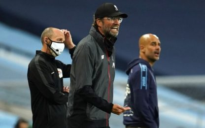 Manchester City-Liverpool 4-0, gol e highlights